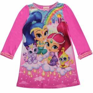 "Shimmer and Shine Toddler Girls' ""Bejeweled Dream"""